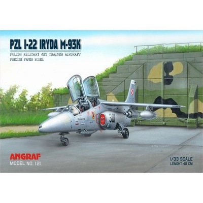 Angraf 121 - Самолет PZL I-22 Iryda M93K 1 :33