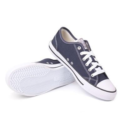 Trampki Dunlop markowe do szkoły męskie niskie 40