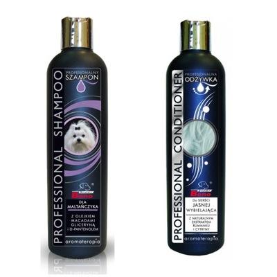 Maltský šampón + Ľahký kondicionér na srsť