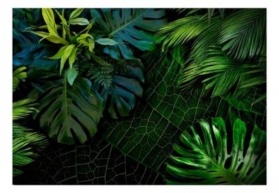 Tapety Listy, foto Tapety, Jungle 400x280 3D