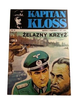 KAPITAN KLOSS 14. ŻELAZNY KRZYŻ 2002 r.