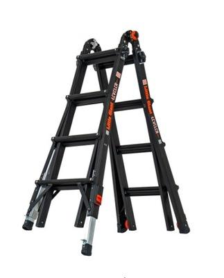 Лестница instagram 4х5 ALTREX LG Black Pro Уравнительным