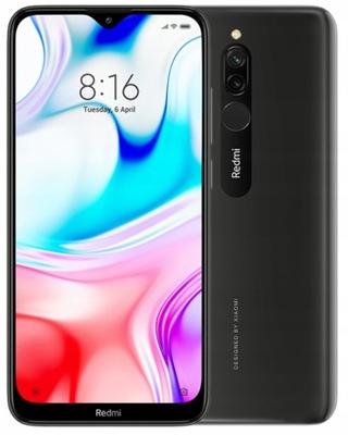 Smartfon Xiaomi Redmi 8 4/64GB czarny