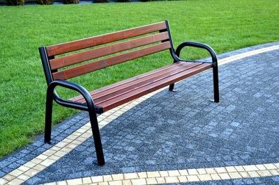 lavičke v Parku mestskej záhrade 180 cm W078