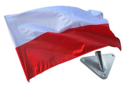 крепкая Флаг  Национальная + Instagram 100x60cm