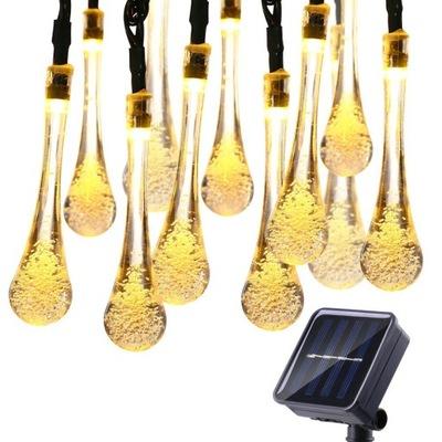 50 LED 7 ? _ _ _ огни солнечное садовое Лампа накаливания Лампы