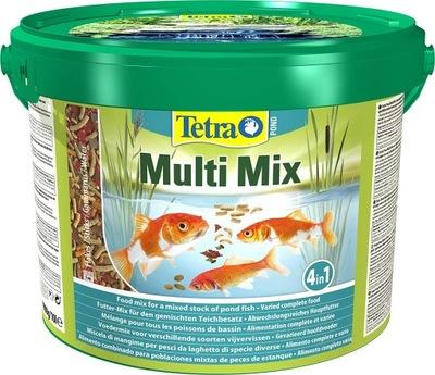 Tetra Pond Multi Mix 10 LITROV Zmesi Výrobkov