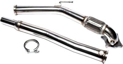 VW GOLF MK6 1.8/2.0TFSI Downpipe TA TECHNIX