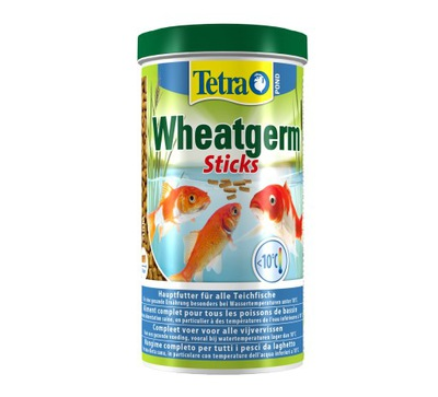 Тетра Pond WheatGerm Sticks 1л . на осень и зиму