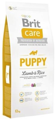 Brit Care премиум Puppy Lamb Rice щенков 12кг