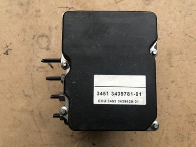 НАСОС ABS DSC BMW X3 E83 0265236012 3420395-01