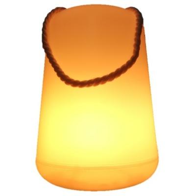 LAMPION Led Ruchomy PŁOMIEŃ Wiszący Ogród LAMPKA