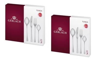 Gerlach Tunea NK159 комплект столовых приборов 2x 24el 12 ???