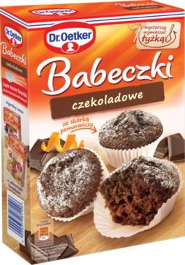 Торт Шоколадные Кексы 335g Dr. Oetker
