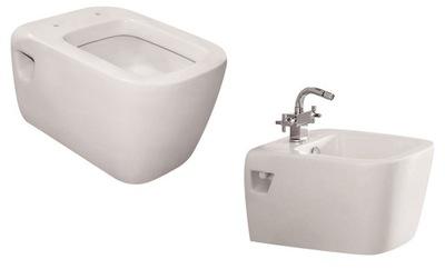Биде+ миска туалет + доска В/О Серия UGO ITALY комплект
