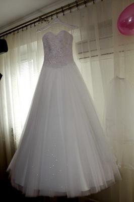 9e235c8dab Sprzedam suknie ślubną Princess - 7361579213 - oficjalne archiwum ...