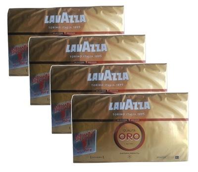 кофе молотая Lavazza Qualita Oro 12x250g org.Italy
