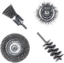 Bosch комплект 4 щетки щетка на дрель