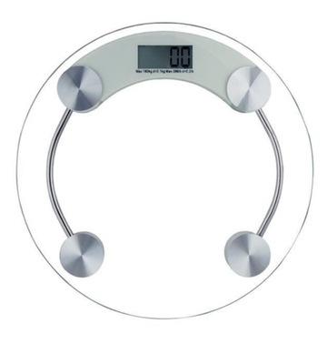 Váha S LCD HMOTNOSŤ 180 kg VÁHY KÚPEĽŇA