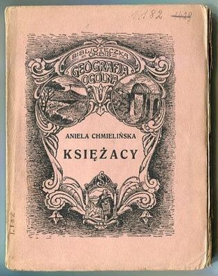 KSIĘŻACY / ŁOWICZANIE -- этнография описание - 1925