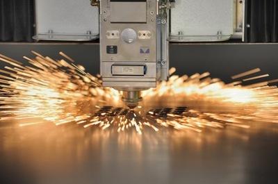 Лазерная резка, резка листового металла, обработка стали