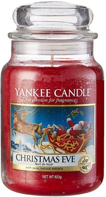 Yankee Candle CHRISTMAS EVE СВЕЧА АРОМАТИЧЕСКАЯ 623g