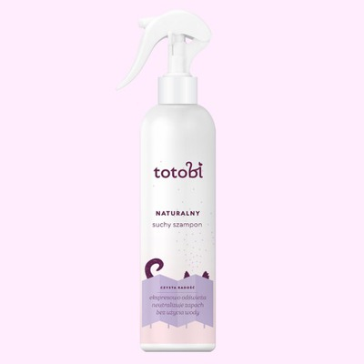 Totobi натуральный Сухой шампунь