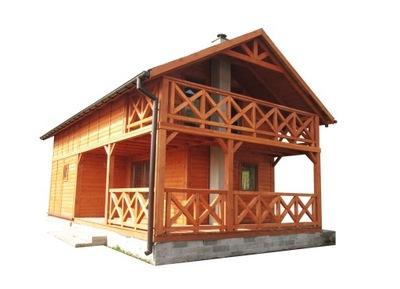 Domek Letniskowy Altana Ogrodowy Dom