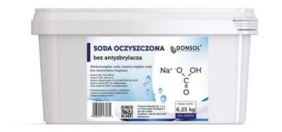 Пищевая сода Чистая ar ar 5кг+25 %  6 ,25кг
