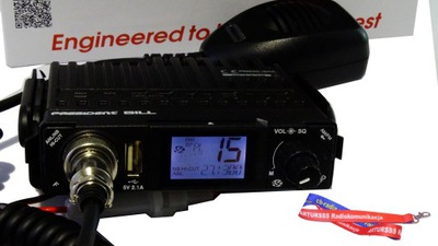 CBradio President Bill ASC muRata HighPower 20WAT