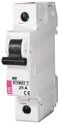 ETI ETIMAT obmedzovač sily T 1P 25A 002181075