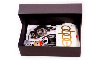 ПОДАРОК BOX: WLEPY, BRELOK, T-SHIRT AUDI RS6