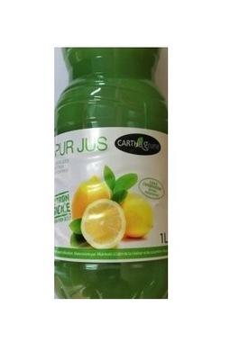 Лимонный сок Лимонный 100 % натуральный Сицилия 1л
