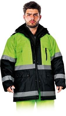 куртка ?????????? зимняя ТРУДА рабочая предупреждения L