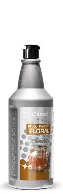 CLINEX Nano Protect Floral -1L- Mycie podłóg NANO