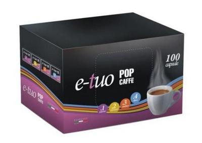 кофе , капсулы для экспрессов ФОРУМ микс 100 штук