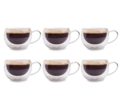 Pohár tepelnej kávovar Cappuccino káva 6sz