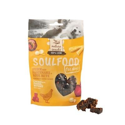 SOULFOOD натуральный деликатес, Птица, свекла 130г