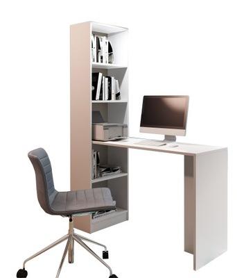 Компьютерный стол школьные МАТЕО стеллаж стойка