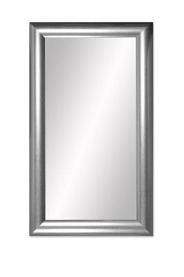 зеркало Рама СТИЛЬНАЯ 72x62 СМ СЕРЕБРЯНАЯ ВЫПУКЛАЯ