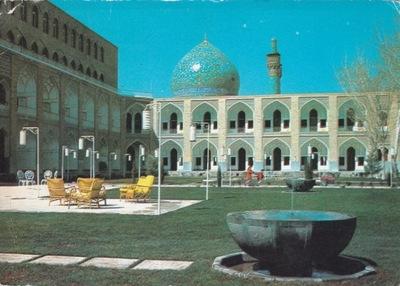 ИРАН - ИСФАХАН - МЕЧЕТЬ CHAHAR-БА - ЮНЕСКО