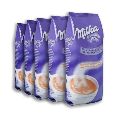 Горячий шоколад MILKA instant vendingowa 5 кг