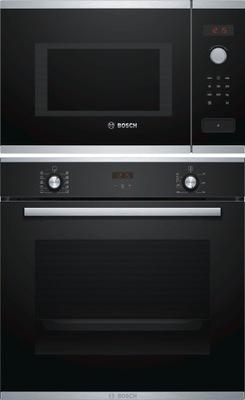комплект Bosch Серия 4 HBA254YS0 + BFL553MS0