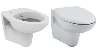 Misa WC sedadlo S BIDETOVÁ funkcie bidet/teraz/O