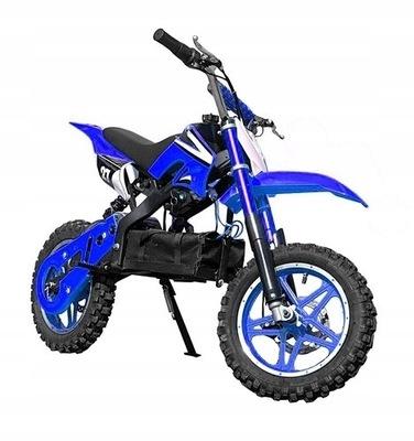 Mini Cross Cross Motor Elektryczny 500 W Manetka 6829473661 Oficjalne Archiwum Allegro