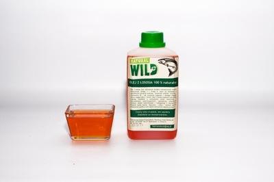 масло из лосося Природный WILD 1л