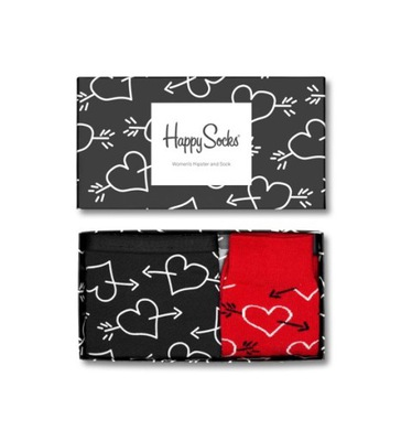 6f60941c79396a Majtki Happy Socks - Figi Peace Love Hipster r. M - 7495113019 ...