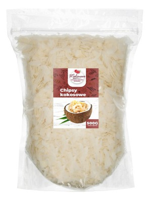 чипсы Кокосовое 500 г 100 % натуральные без добавок !