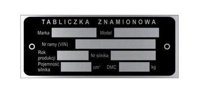 сменная Табличка MOTOR МОТОЦИКЛ