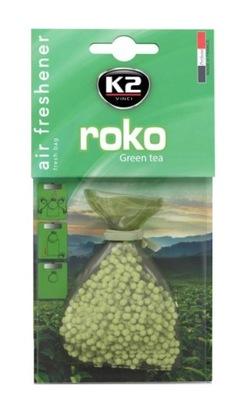 K2 ROKO ZAPACH WORECZEK - GREEN TEA 20G